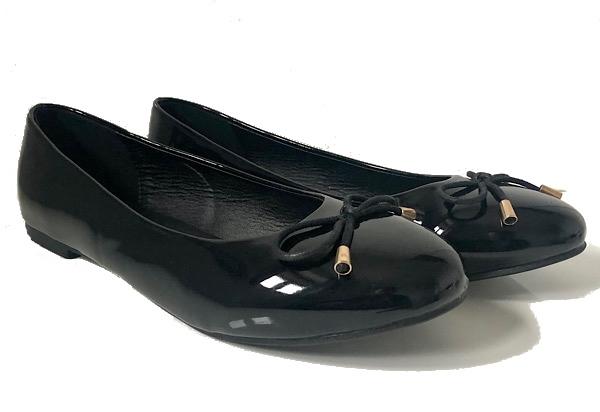 Black Flat Shoes Nooshoes (2)