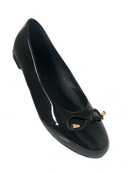 Black Flat Shoes Nooshoes (6)