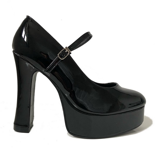 Mary Jane Wide Sole